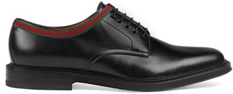 Gucci Leather lace-up