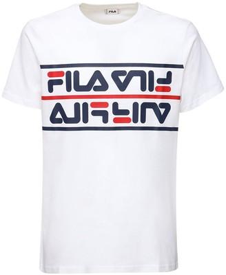 Fila Urban Salman Logo Cotton T-shirt