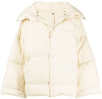 Bottega Veneta Oversized Padded Jacket