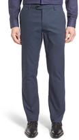 Ted Baker Roynew Classic Fit Flat Front Trouser