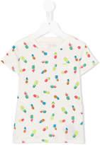 Stella McCartney pineapple print T-shirt