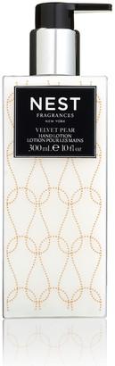 NEST Fragrances Velvet Pear Hand Lotion, 10 oz./ 300 mL
