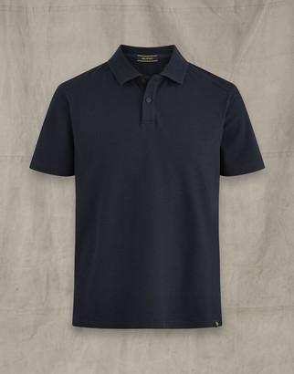 Belstaff Limehouse Polo Shirt navy