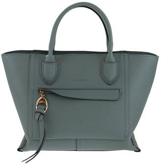 Longchamp Mailbox Top Handle Bag M