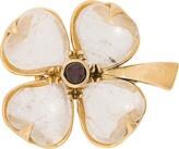 Goossens Trefle brooch