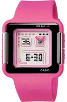 Casio Women's Core LCF20-4 Resin Quartz Watch