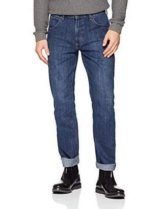 Wrangler Men's Authentic Jeans Regular fit (Blue Dark Stone 098)