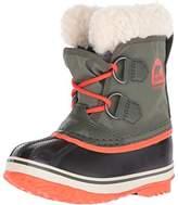 Sorel Kids' Childrens Yoot Pac Nylon-K Snow Boot