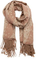 TOUCH - Animal print scarf