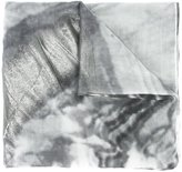 Brunello Cucinelli metallic effect sc