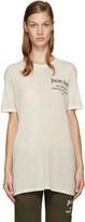 Palm Angels Off-White Season T-Shirt