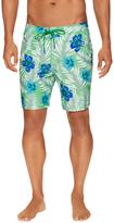 Sundek Floral Woven Board Shorts
