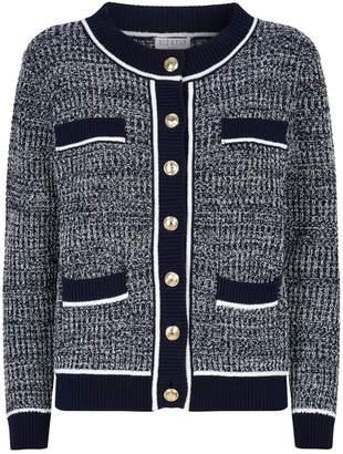 Claudie Pierlot Knitted Blazer