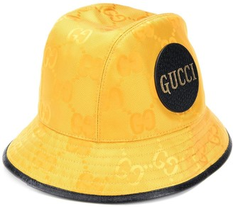 Gucci Off The Grid Fedora bucket hat