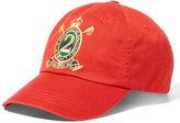 Ralph Lauren Cotton Twill Sports Cap