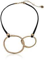 The Sak Double Link Collar Necklace, 16""