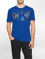 Calvin Klein Slim Fit Splash Logo T-Shirt