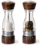 Cole & Mason Cole Mason Cole and Mason Keswick Wood and Acrylic Salt & Pepper Mills