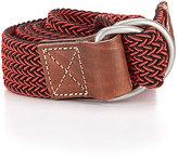 Daniel Cremieux Elastic Braided Belt