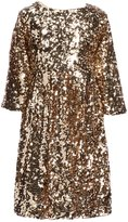 Xtraordinary Little Girls 4-6X Sequin Fit-and-Flare Dress