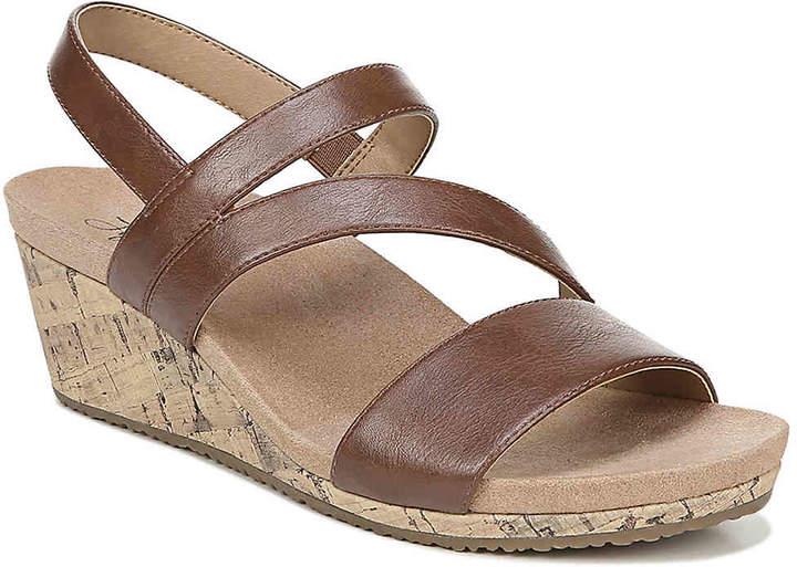 LifeStride Milly Wedge Sandal - Women's