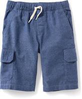 Old Navy Cargo Jogger Shorts for Boys