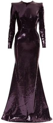 Alex Perry Felix evening dress