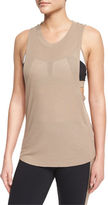 Alo Yoga Heat Wave Sleeveless Ribbed Sport Tank