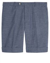 End-on-end Slim Shorts