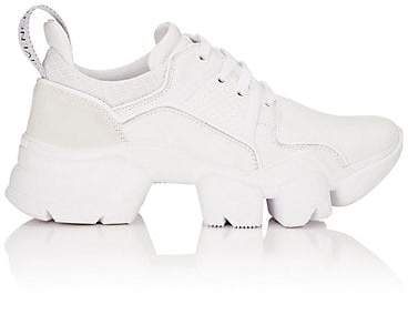Givenchy Women's Mixed-Material Sneakers - White