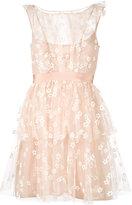 Si-Jay - floral dress - women - Polyamide - 40