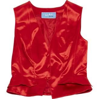 Thierry Mugler \N Red Wool Jacket for Women Vintage