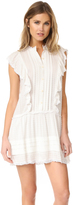 Rebecca Taylor Sleeveless Ruffle Dress