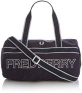 Fred Perry Sport Canvas Barrel Bag