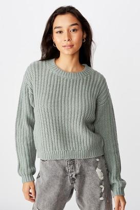 Supre Lennon Crew Knit Sweater