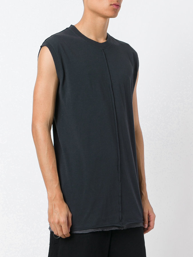 Damir Doma sleeveless top