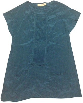 Gat Rimon Blue Silk Dresses