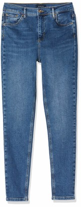 Pieces Women's PCNORA SKN HW ANK MB241-BA/CP Skinny Jeans