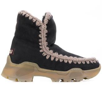 Mou Eskimo Mountain ankle boots