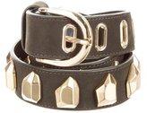 Diane von Furstenberg Stud-Embellished Waist Belt