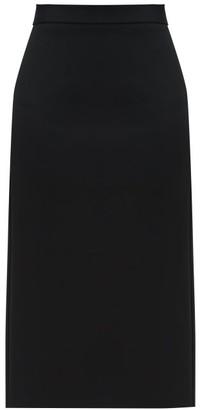 Max Mara Manco Skirt - Womens - Black