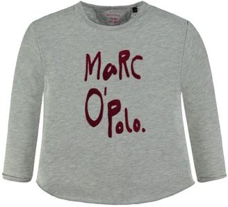 Marc O'Polo Marc O' Polo Kids Girls' T-Shirt 1/1 Arm-1743123 Long-Sleeved