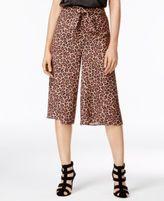Material Girl Juniors' Sash-Belt Gaucho Pants, Only at Macy's