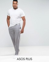 Asos Plus Woven Lounge Pant