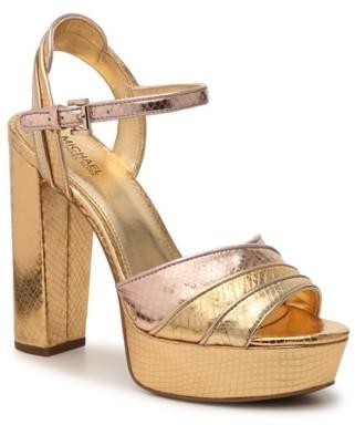 MICHAEL Michael Kors Harper Platform Sandal
