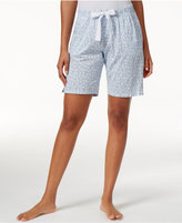 Nautica Sailboat Jersey Knit Bermuda Pajama Pants