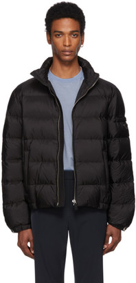 Prada Black Down Nylon Jacket