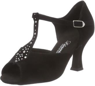 Diamant Womens Diamant Damen Tanzschuhe 010-060-101 Ballroom Dance Shoes
