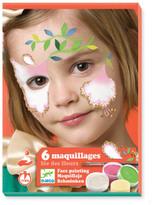 Djeco Flower Fairy Makeup - Set of 6