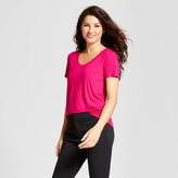 A New Day Women's Any Day Scoop T-Shirt